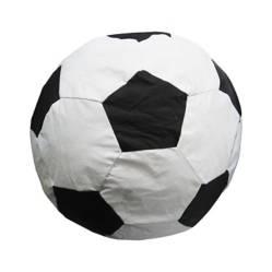 MÁXIMA DESIGN - Pouf Pera Fútbol