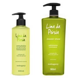 Set Hidratante + Shower Lima de Persia