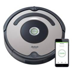 Irobot - Aspiradora Robot Roomba 677