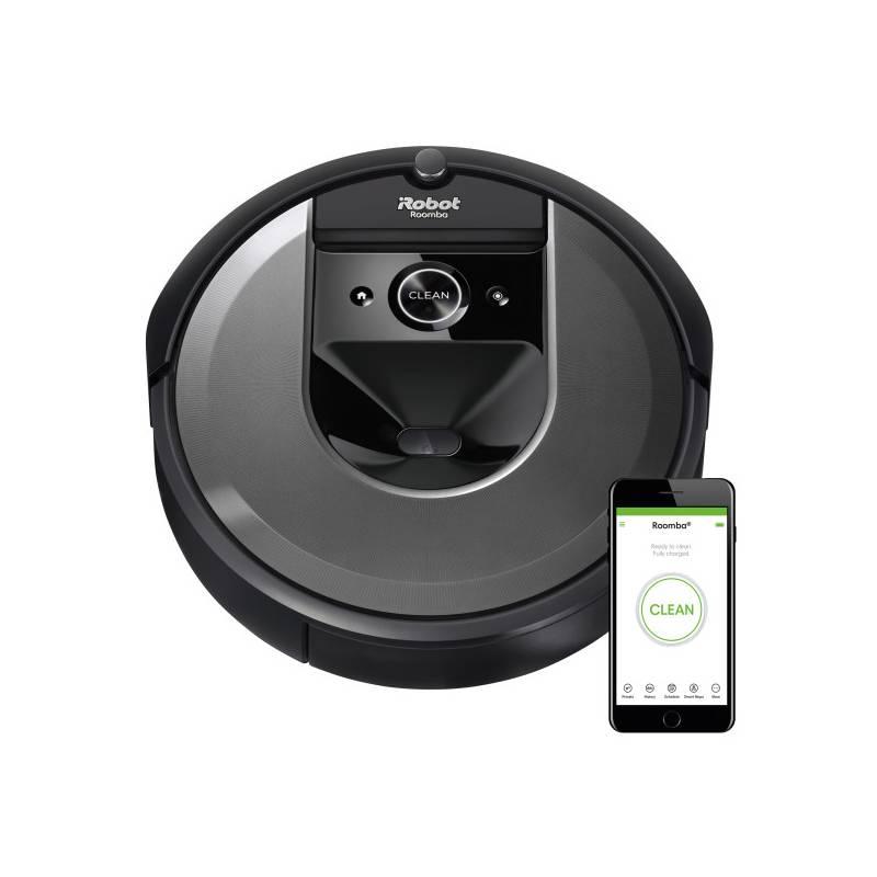 IROBOT - Aspiradora Robot Roomba I7