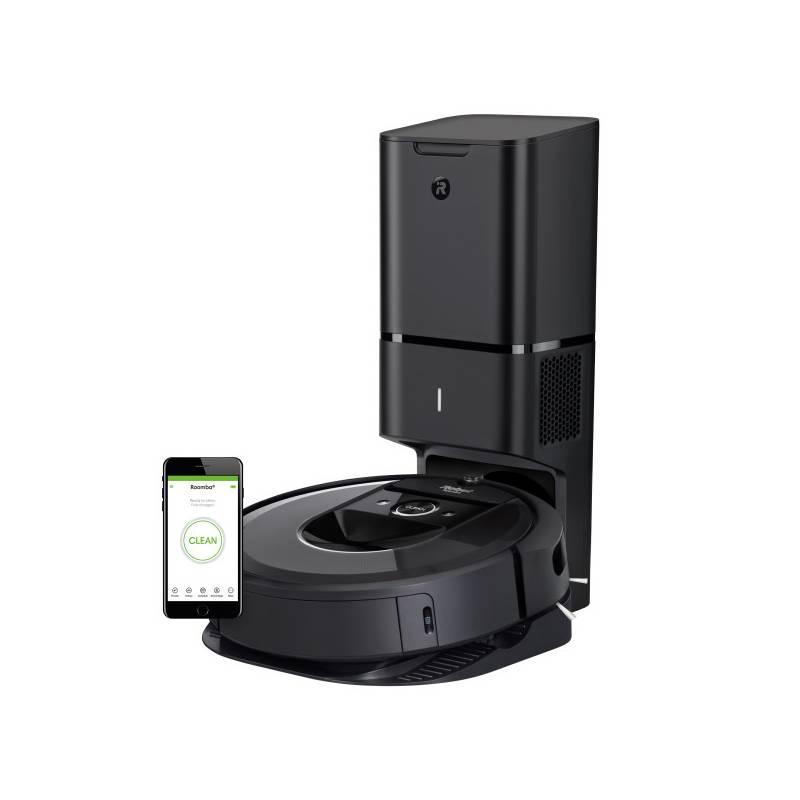 IROBOT - Aspiradora Robot Roomba I7+