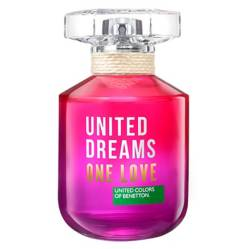 Benetton - Benetton United Dreams One Love EDT 100 ml - Perfume Mujer