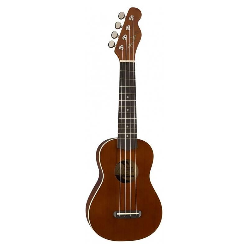 Fender - Ukelele Venice Soprano Natural