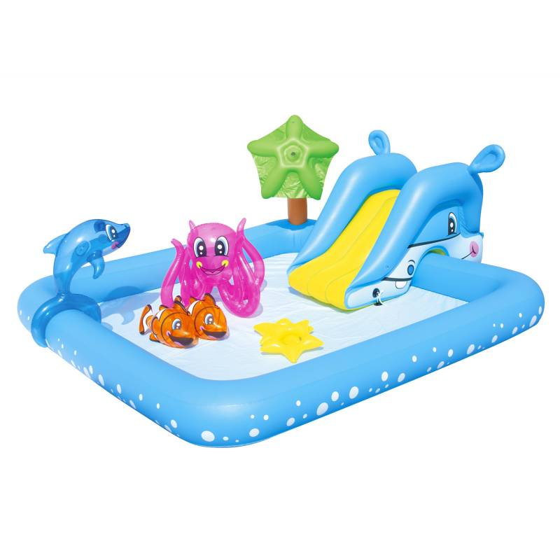 Bestway - Piscina Infantil Fantastic Aquarium