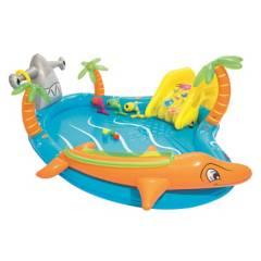 Bestway - Piscina Infantil Sea Life Bestway
