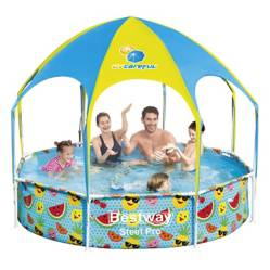 Bestway - Piscina Estructural Splash in Shade