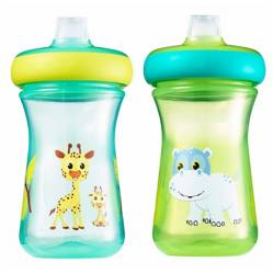 THE FIRST YEARS - Pack 2 Vasos Niño Antiderrame
