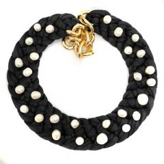 MARIA LA BIYUX - Collar El Perla Negro
