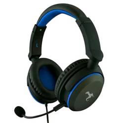 Audífonos Gamer Hero Jack Ps4/Xbox/Pc /Switch Azul