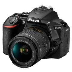 NIKON - Cámara D5600  lente 18-140mm