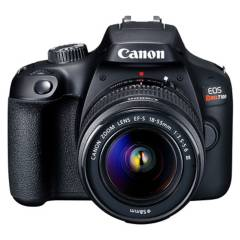 CANON - Cámara Reflex Eos Rebel T100 Premium Kit