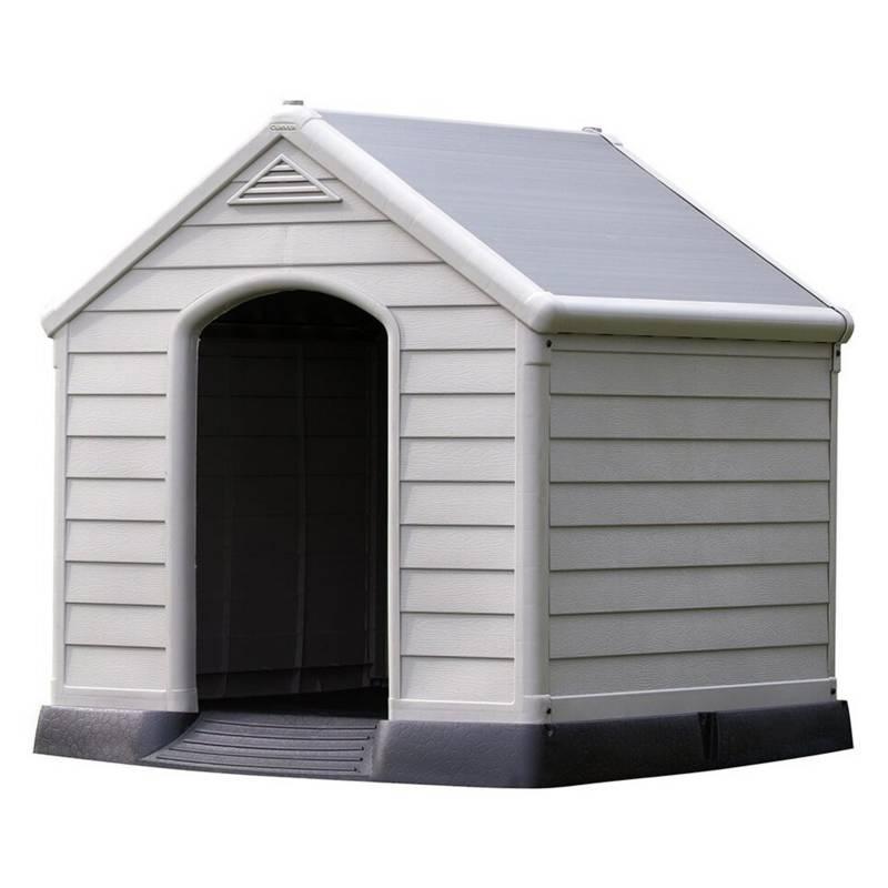 Keter - Casa para Perros Dog House