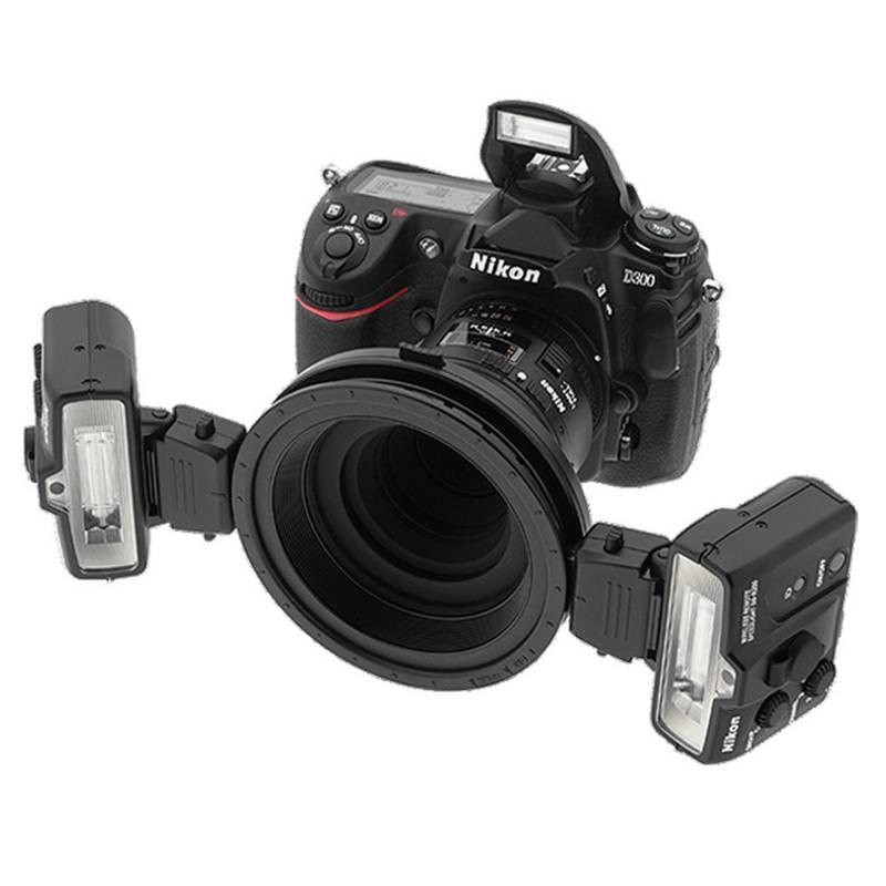 Nikon - Sistema Flash Close Up