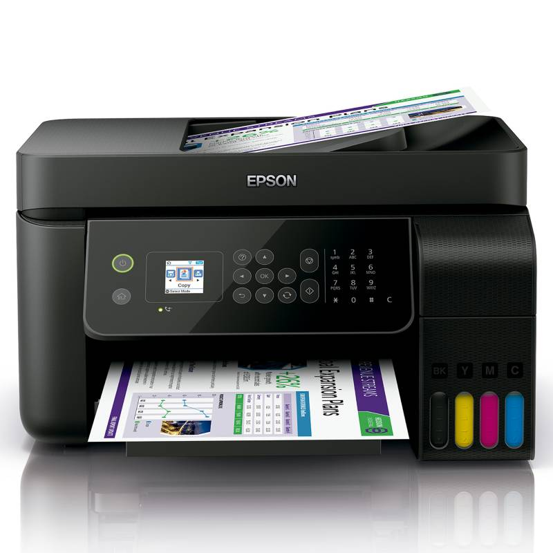 Epson - Impresora Multifuncional Ecotank L5190