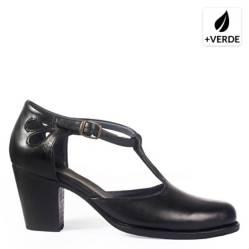 Zapato Mujer Tango Negro