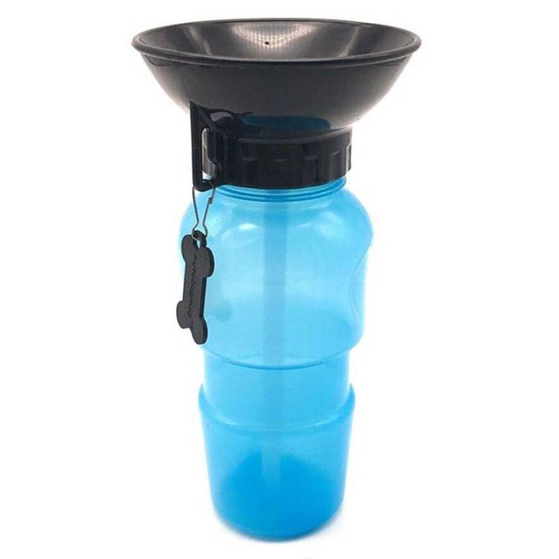 Hb Import - Botella De Agua Para Perros Portátil