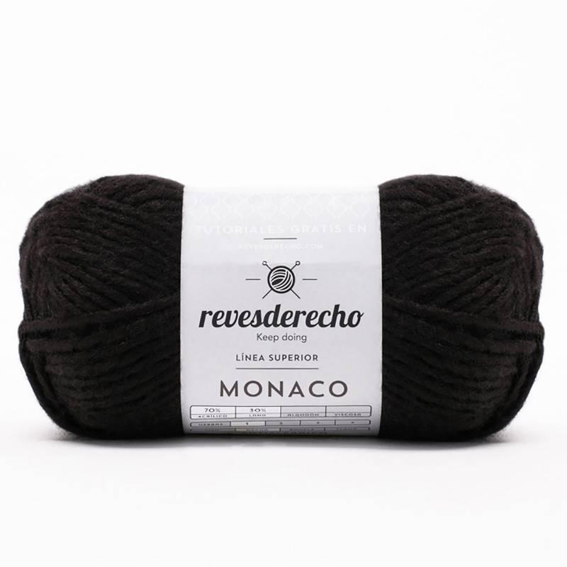 REVESDERECHO - Monaco Negro 1606