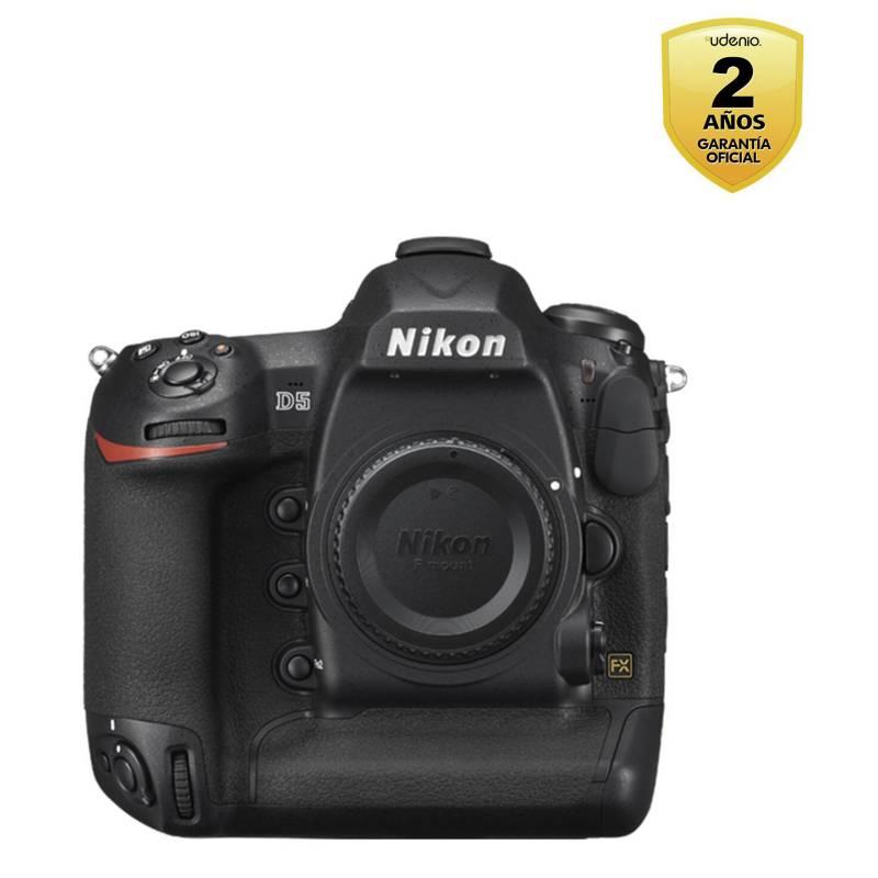 Nikon - Nikon Camara D-5 Xqd