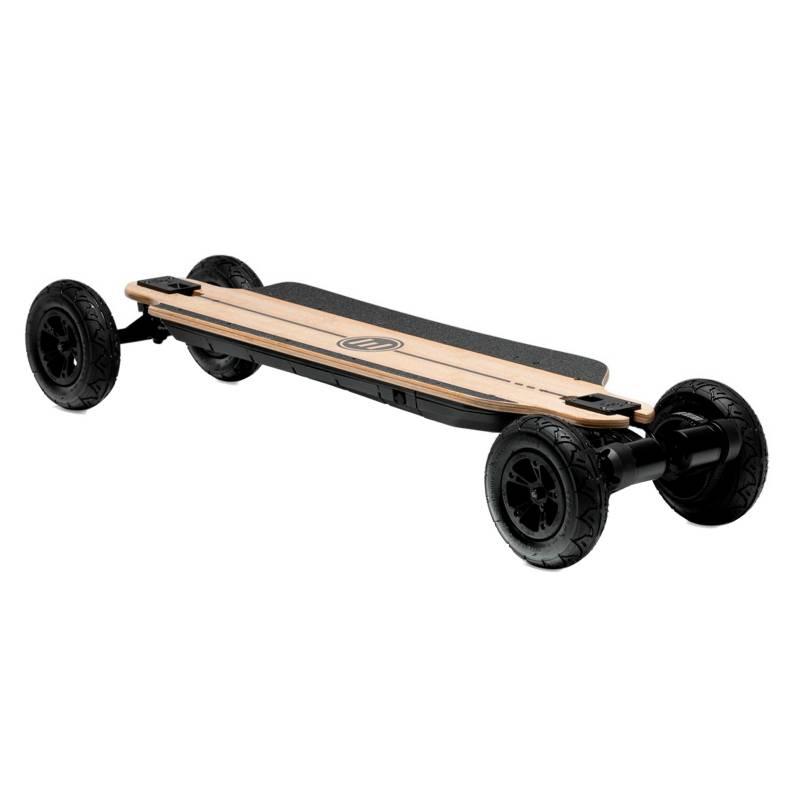 EVOLVE SKATEBOARDS - Longboard skate electrico Bamboo GTR All Terrain