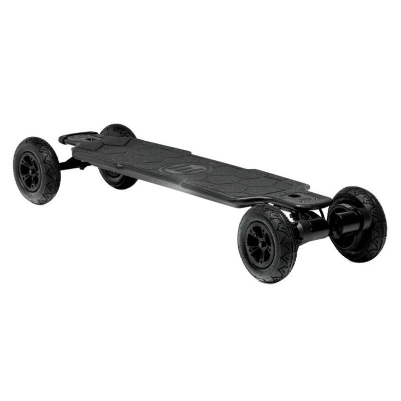 EVOLVE SKATEBOARDS - Longboard skate electrico Carbon GTR All Terrain