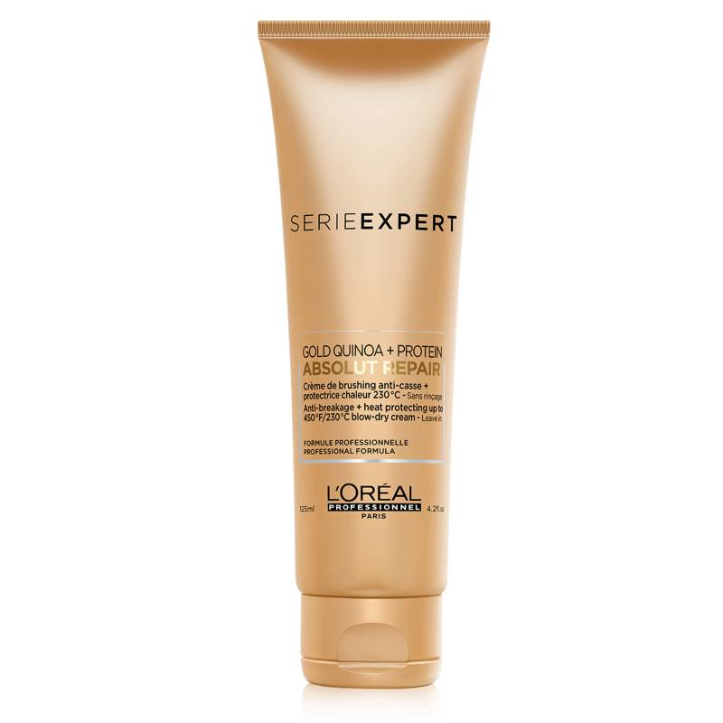 LOREAL PROFESSIONNEL - Crema Leave In Absolut Repair Gold 125 Ml