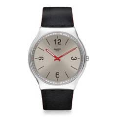 SWATCH - Reloj Hombre Skinmetal Negro Swatch
