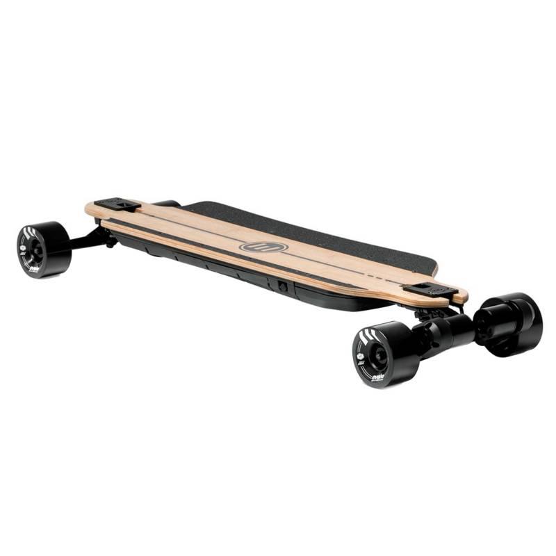EVOLVE SKATEBOARDS - Longboard skate electrico Bamboo GTR Street