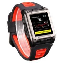 TODOBAGS - Todobags Reloj Smartwatch Inteligente Bluetooth S929 Rojo