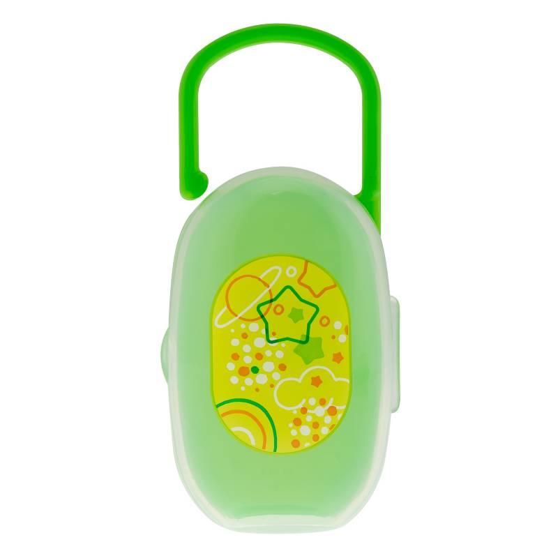 Chicco - Caja Porta Chupete Neutro