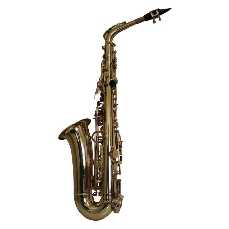 Allegro - Allegro Saxophone Alto Allegro Dorado + Case