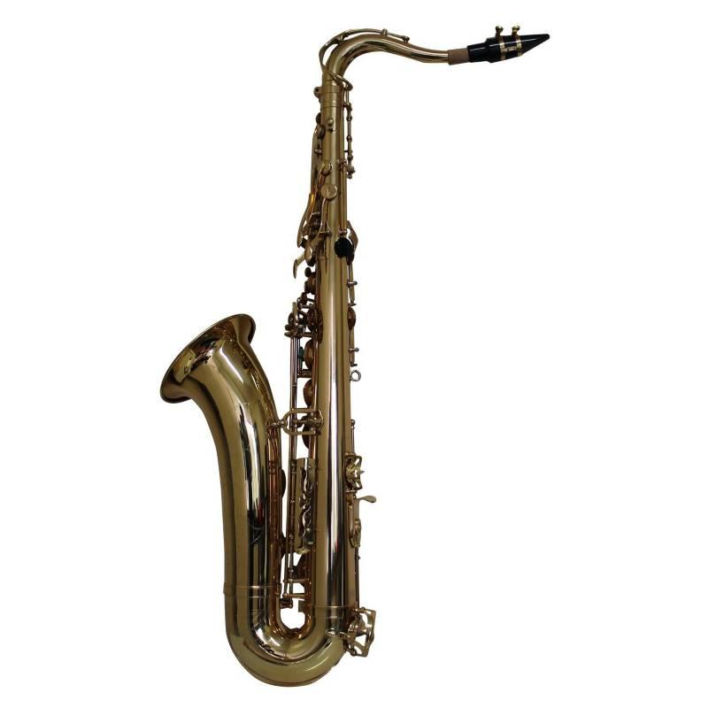 Allegro - Allegro Saxophone Tenor Allegro Dorado + Case