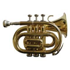 ALLEGRO - Allegro Trompeta Pocket Allegro Bb Dorada