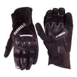 Guante Moto Yamaha Black