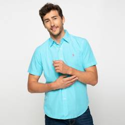 Polo - Camisa Casual Slim Fit