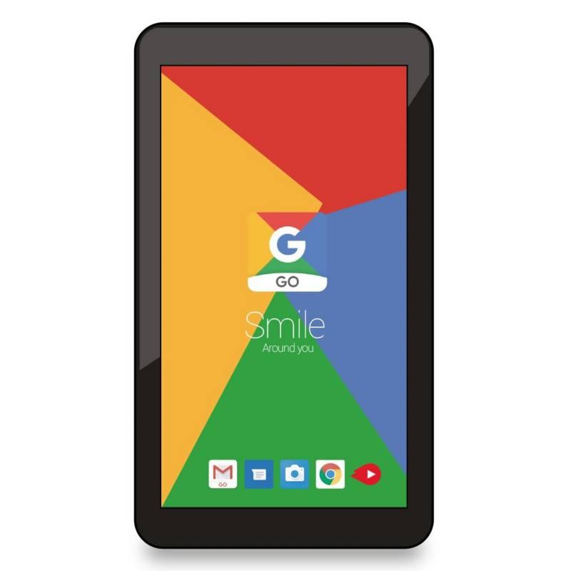 "Mlab - Microlab Tablet Mlab Mb4 Quad Core 7"" Negro"