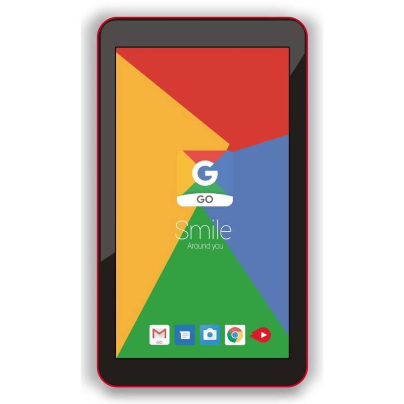 """Mlab - Microlab Tablet Mlab Mb4 Quad Core 7"""" Rojo"""