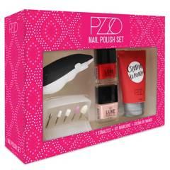 PETRIZZIO - Esmalte de uñas Est Manicure + 2 Esm + Crema N19 F