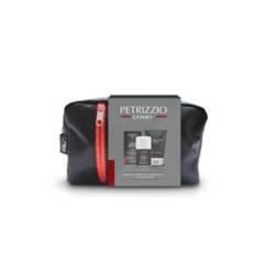 PETRIZZIO - Set Tratamiento facial Hombre + Cosmetiquero Petrizzio