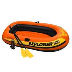 Bote Inflable Intex Explorer 300