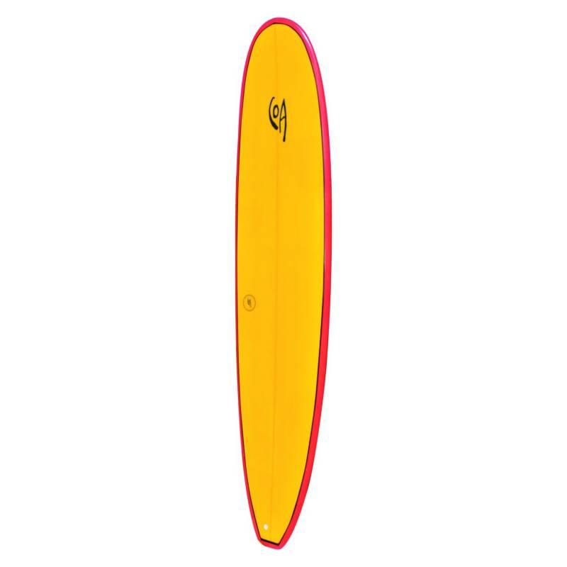 Coa - Tabla Surf Coa 9'0''X23.25'X2.75'' Yellow