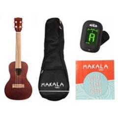 Kala - Kala Pack Ukelele Makala Concierto