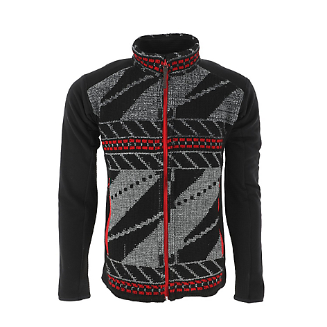 Kepeyik Sweater - Full Zip - Jacquard