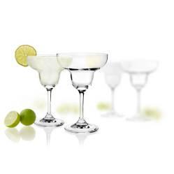 Bormioli - Set De Copas 4 Margarita 4 Martini 6 Champaña
