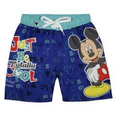 Mickey - Short Bebé Estampado