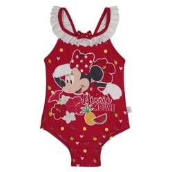 Minnie - Traje de Baño +Uv 30 Estampado