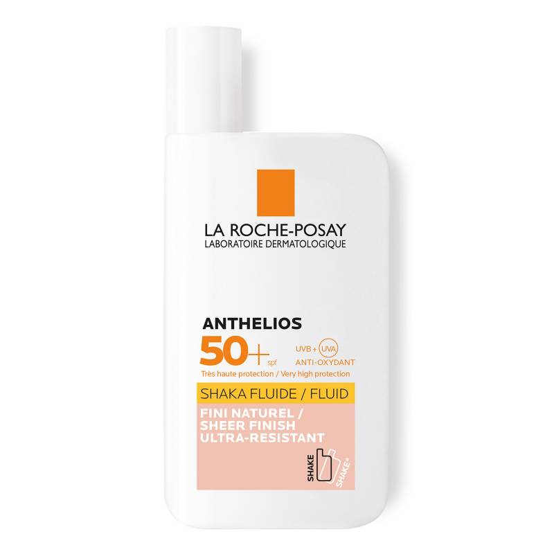 LA ROCHE POSAY - Anthelios Shaka Fluido Color Fps 50+ 50 Ml