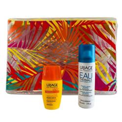 Summer Box Uriage: Bariesun Fluido ultra-ligero SPF50+ con Agua Termal Uriage y Estuche inflable de Regalo