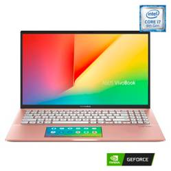 Asus - Notebook VivoBook S532 Intel Core i7 8GB RAM+32GB Intel Optane 512GB SSD NVIDIA GeForce MX250 15.6""