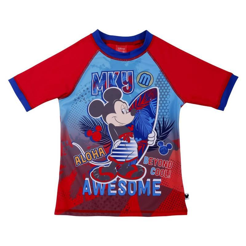 Mickey - Polera Niño +Uv 50
