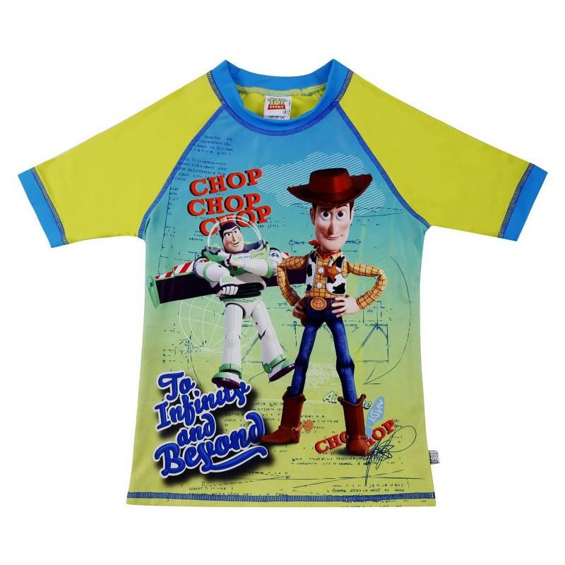 Toy Story - Polera Niño +Uv 50